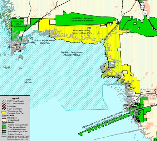 Levy County | Planning for Coastal Change in Levy County on