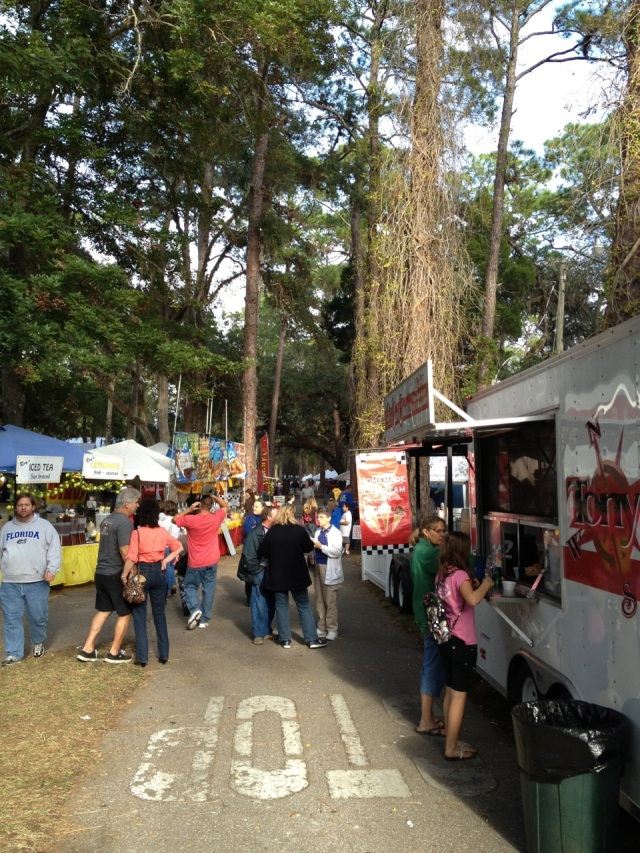 Yankeetown Seafood Festival